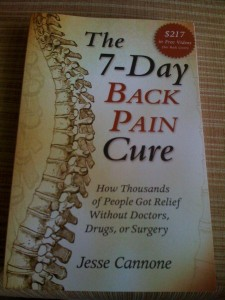 7-Day Back Pain Cure